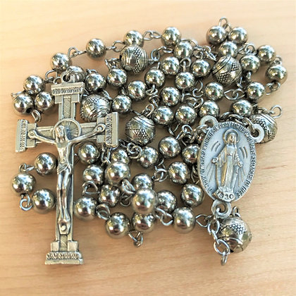 This Rosary is a Steel