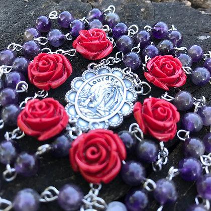 Amethyst Roses
