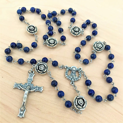 Lapis for Our Lady