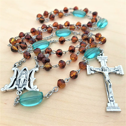 Amber Again Again Rosary