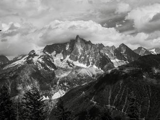 Montagnes d'été