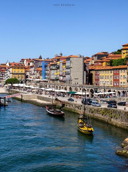 Aux abords du Douro