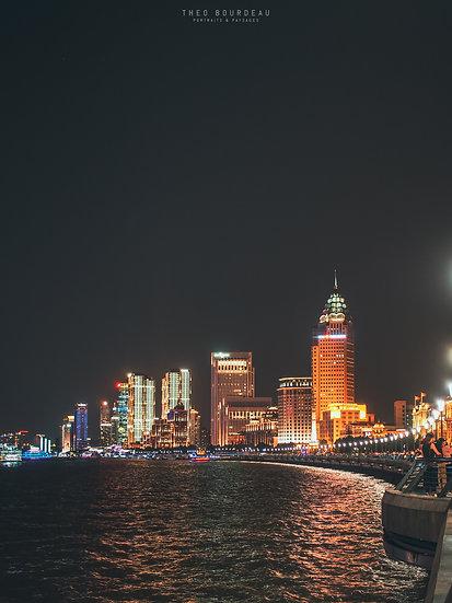 Shanghai - The Bund n°1