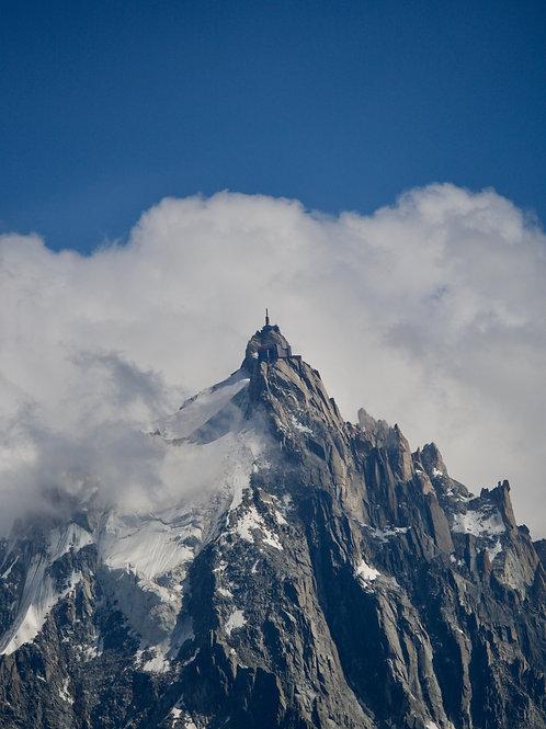 Aiguille du Midi - Chamonix Mont Blanc - France
