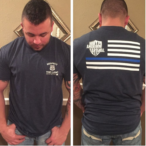 Men's Thin Blue Line Shirt