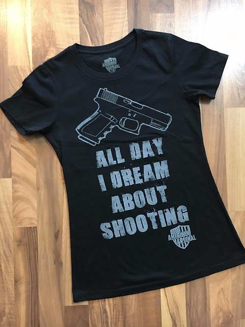 Womens - All Day I Dream About Shooting