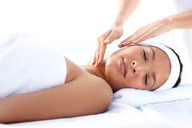 Lymphatic Drainage Facial