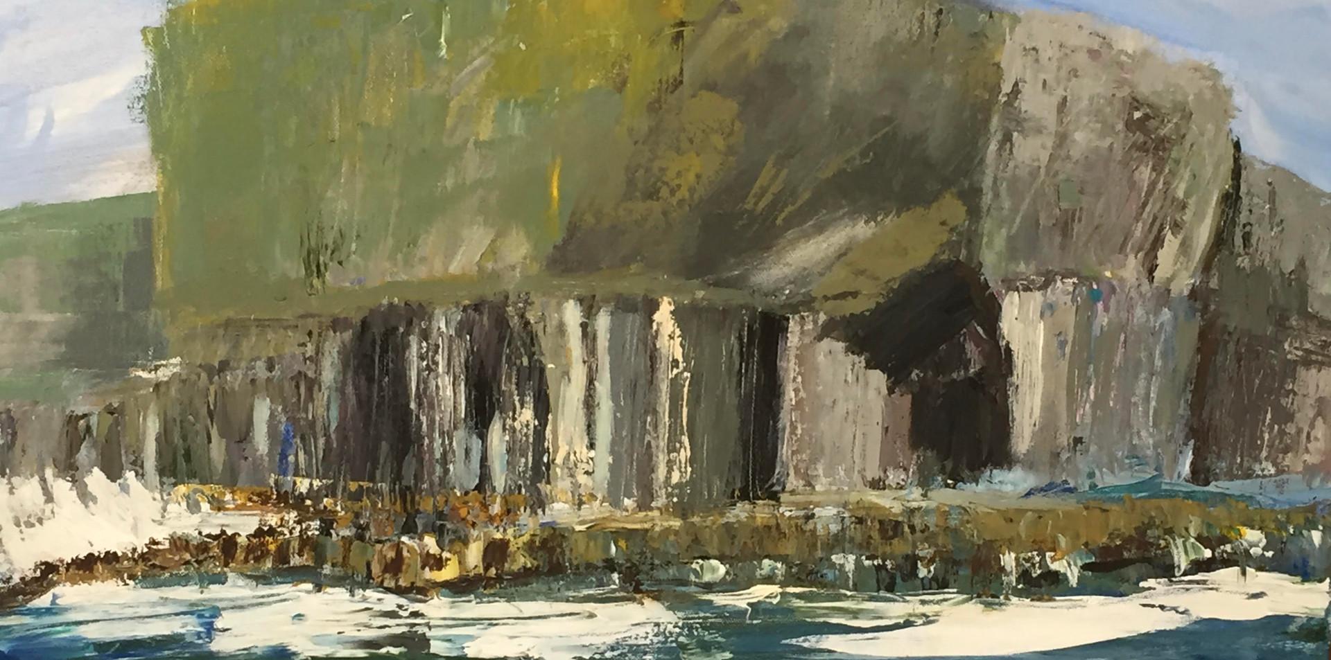 Finnegan's Cave, Staffa
