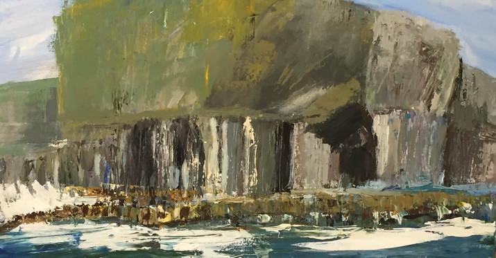 Finnegan's Cave, Staffa Scotland