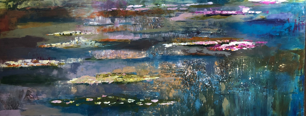 Chasing Monet