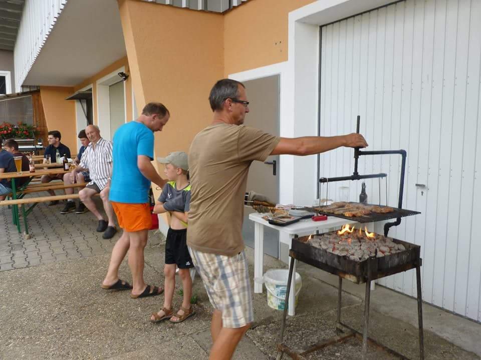 Sommernachtsfest bei den Ertl's