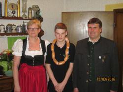 2. Jugendkönig Maximilian Süß