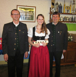 4. Platz Glücksschießen-Sabrina Ertl