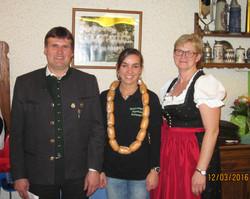 2. Liesl Sarah Egelkraut