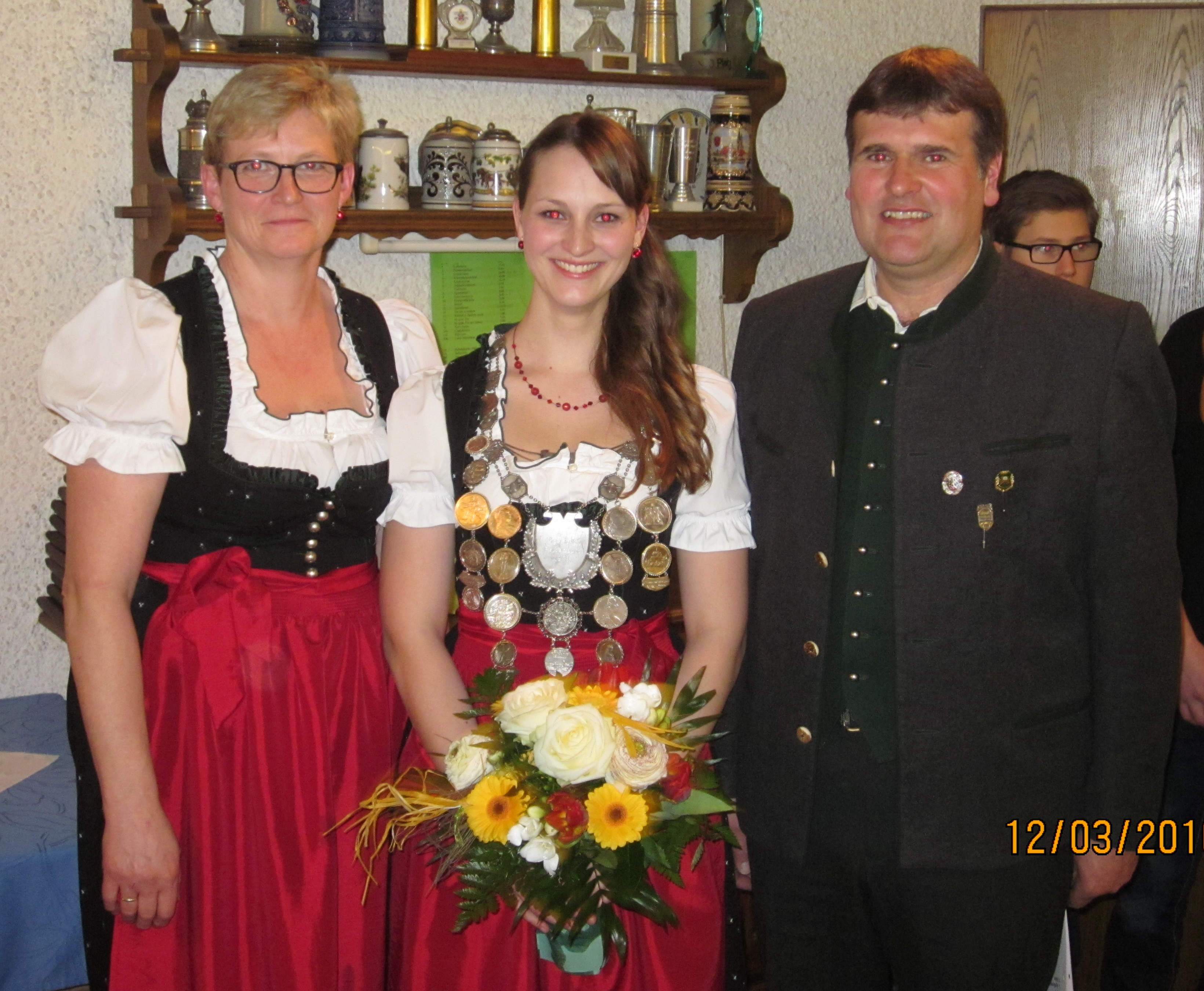 1. Liesl Sabrina Ertl