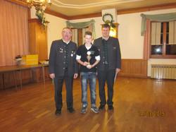 2. Jugendpokal gewann Maxi Süß