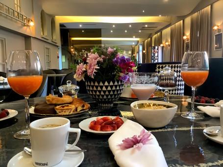 Rubens Hotels reabre o restaurante em Maio, com um novo look
