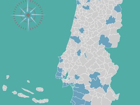 Mapa: Onde vão abrir os novos hotéis em Portugal