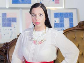 Cristina Rodrigues artista plástica