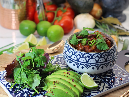Rich Vegan Chilli Recipe