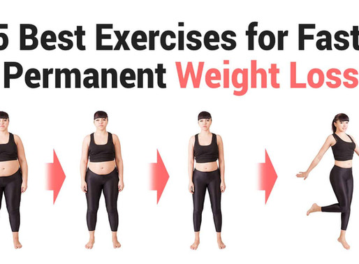 What's The Best Exercise For Weight Loss?