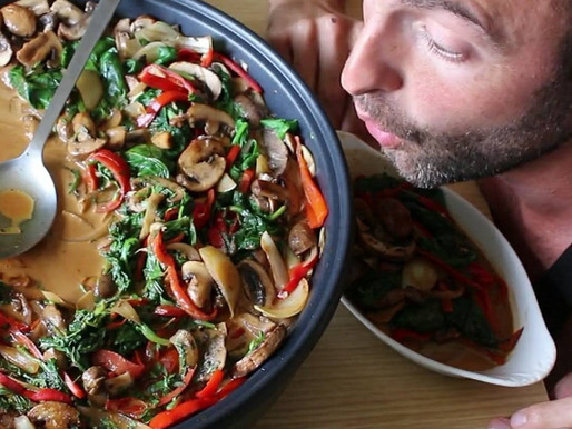 Vegan Mushroom Stroganoff Recipe