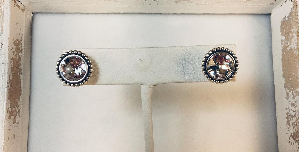 Twinkle Large Post Earrings