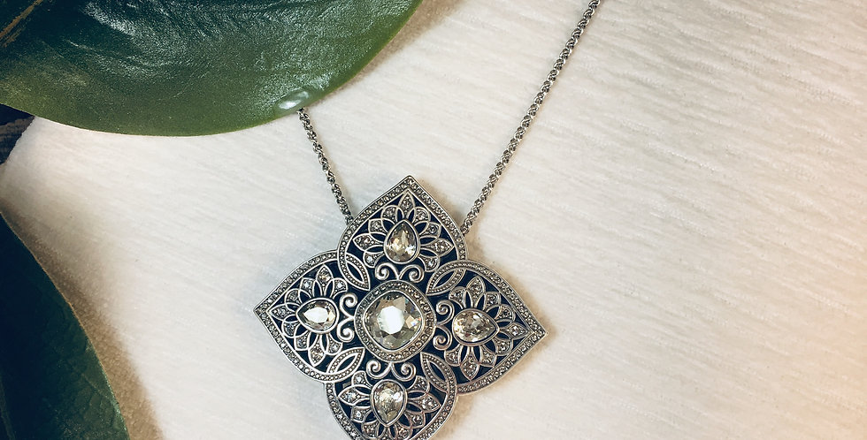 Mumtaz Bloom Convertible Necklace