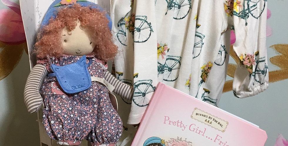 Rosie Doll Gift Basket
