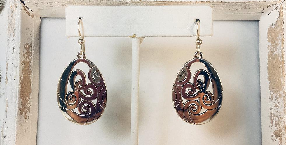 Mingle French Wire Earrings
