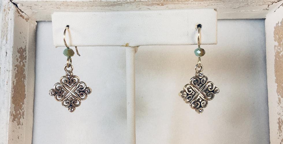 Alcazar Riviera French Wire Earrings