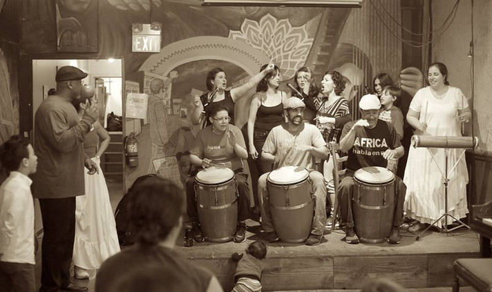 At La Peña Cultural Center © Eli Jacobs-Fantauzzi