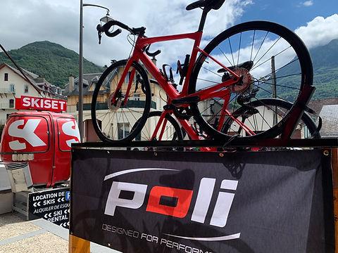 POLI TOURMALET CYCLES