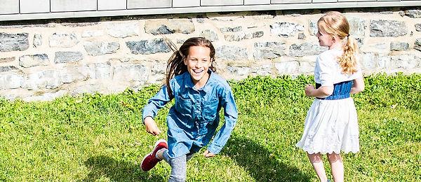 Vieux-Montréal enfants activité / Montréal plus deux