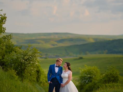Ioana & Madalin, wedding day