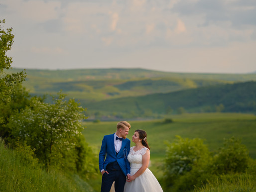 Ioana & Madalin, wedding day