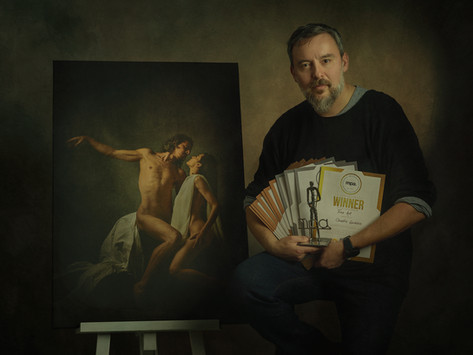 Fine Art Photographer of the Year - Master Photography Awards 2020