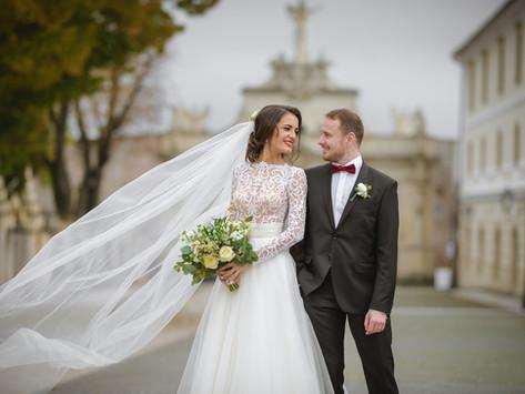Alexandra si Sergiu, nunta la Alba Iulia