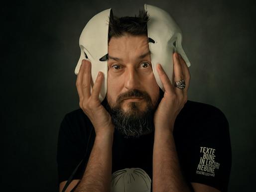 Portret de actor - Ionut Caras