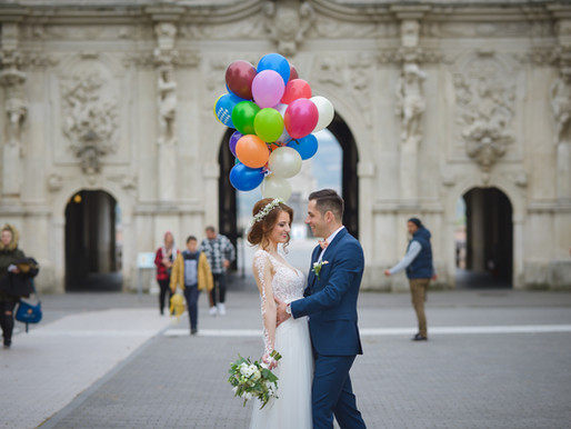 Alina & Sergiu, Wedding day