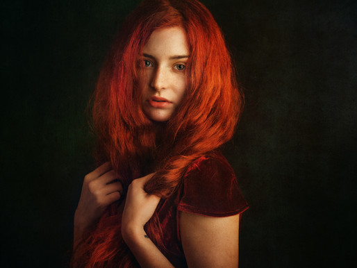 Ada - Studio portraits