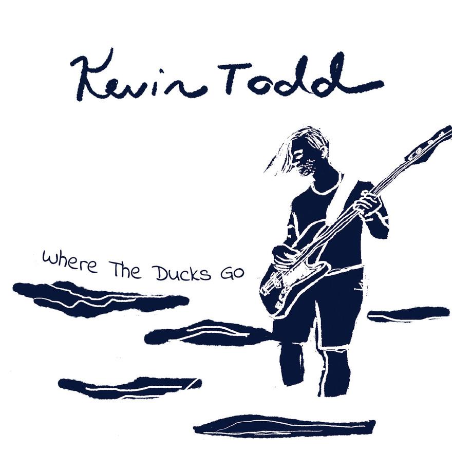 Kevin Todd Album Cover