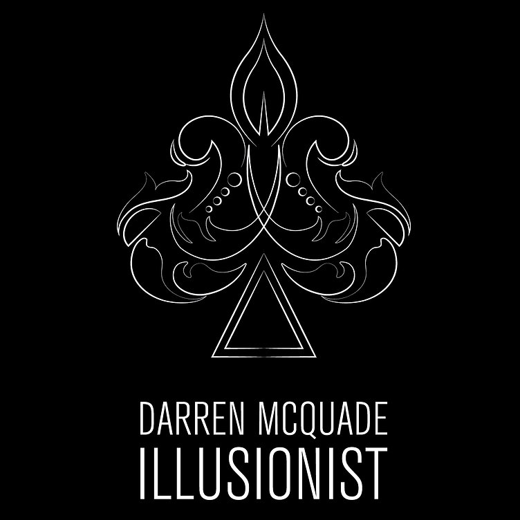 Darren McQuade Magc Logo - London Magician