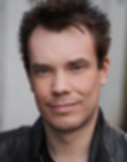 Darren McQuade Acting Headshot