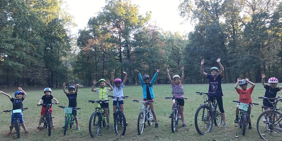 Mini Pedals Kid's Mountain Bike Camp