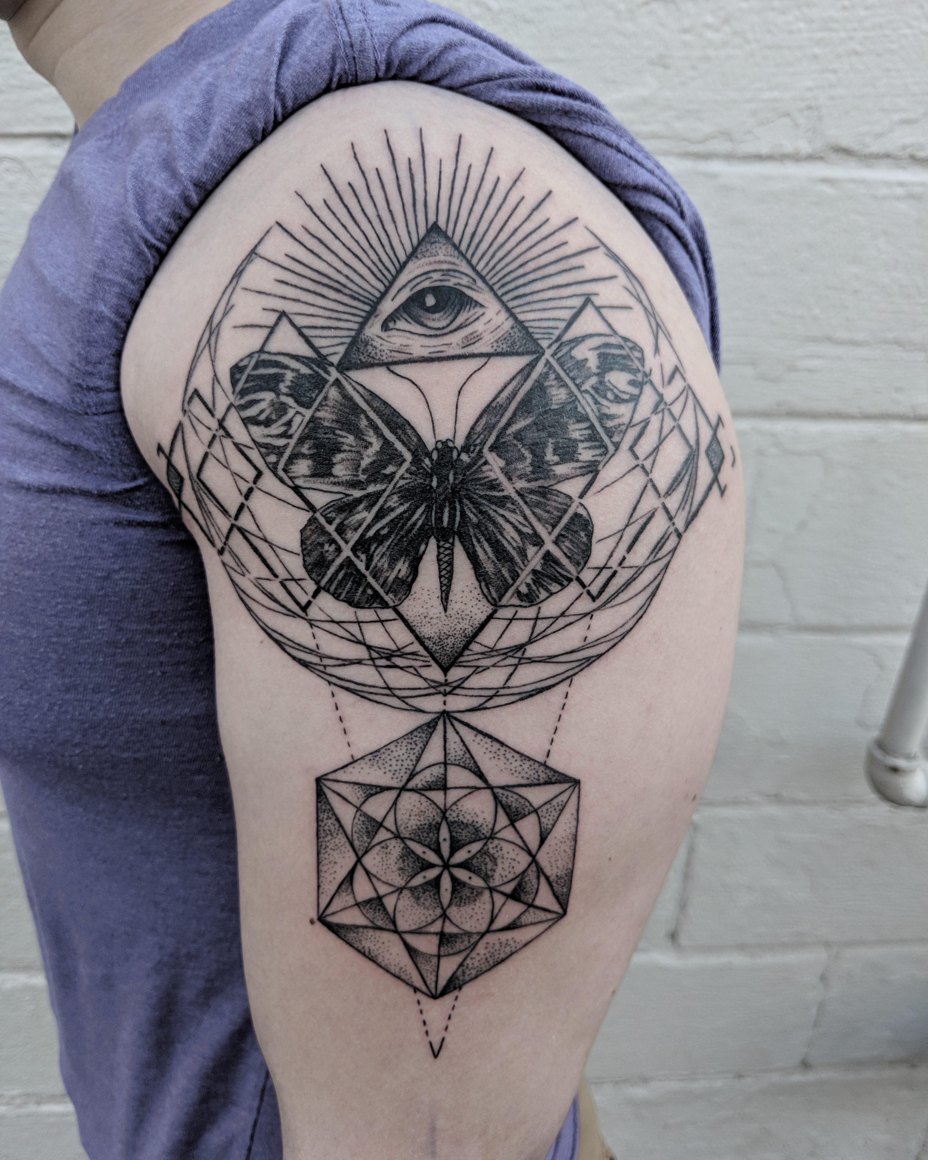 Geometrical Concept