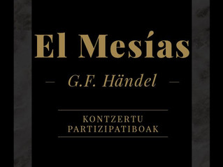 Messias Participativo 2019-Palacio Euskalduna