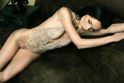 Natalia Kalinowska  Lingerie Federica Parmeggiani Make-up Romano Valeria
