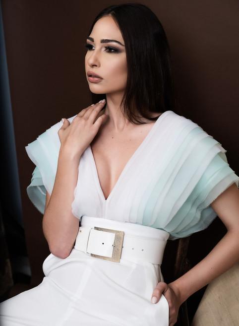 Francesca De Filippo Elisabetta Franchi by Pipol Fashion Store Make-up Romano Valeria