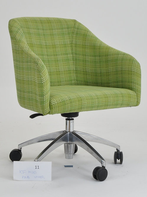 Kudl chair in green